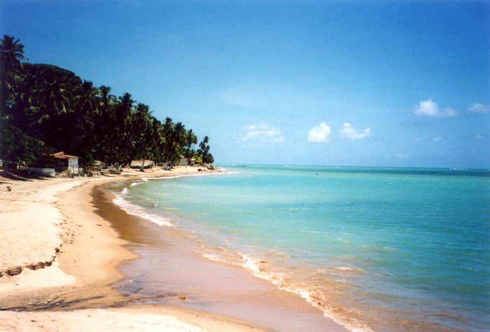 O Caribe é aqui