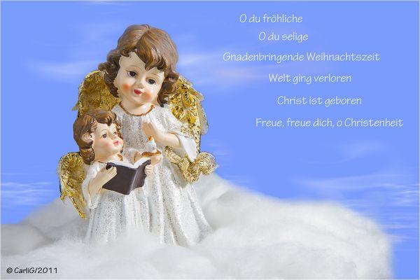O du Fröhliche...