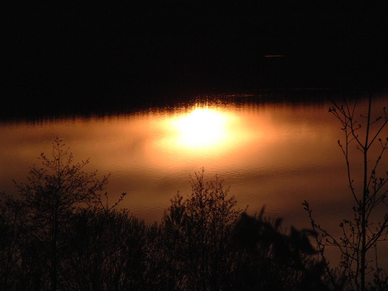 O-See Sonnenuntergang 2