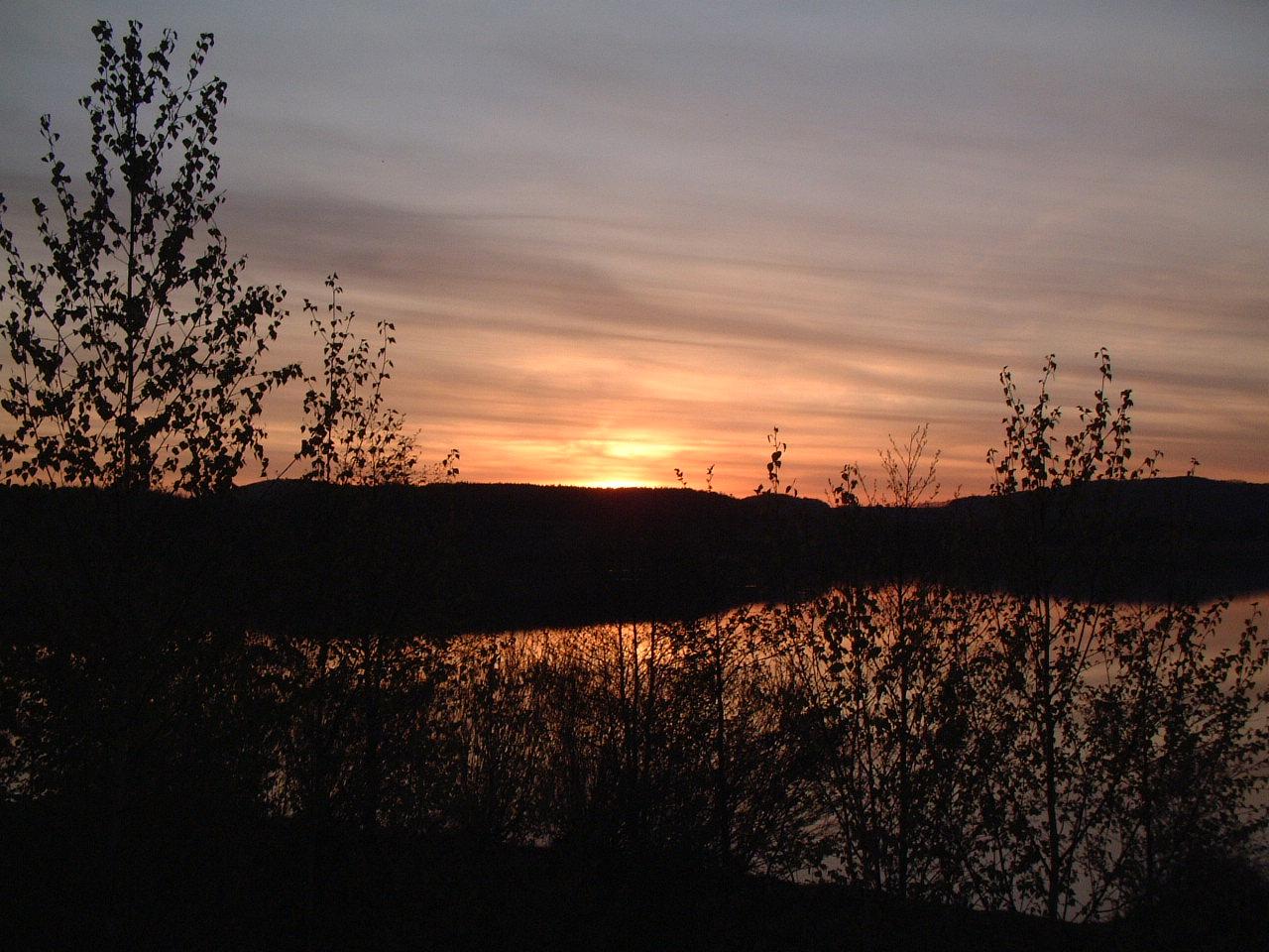 O-See Sonnenuntergang 3