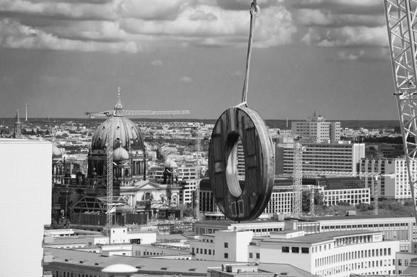 -O- über Berlin