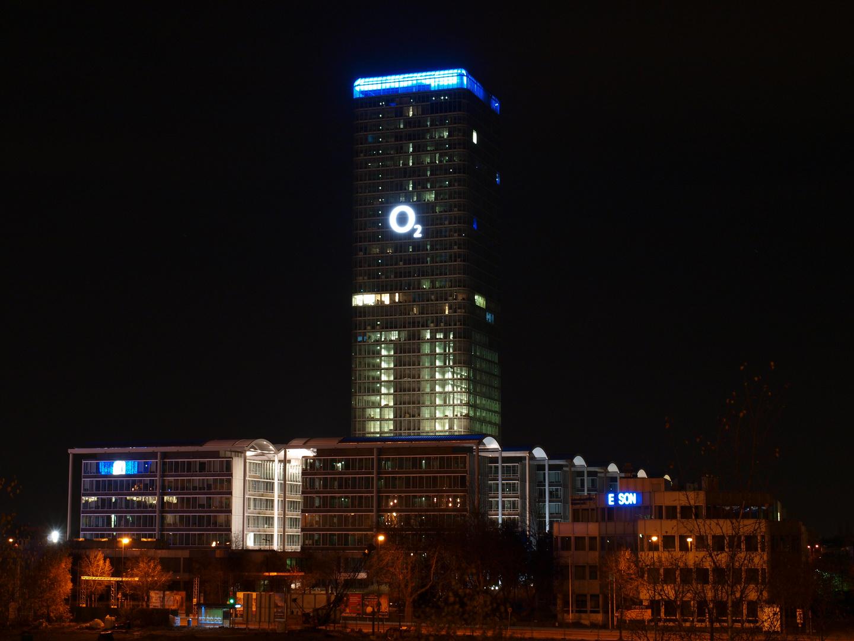 o2 Tower Munich