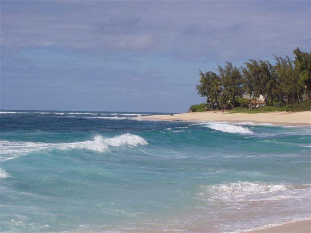 Oahu Hawaii - Sunnset Beach 2