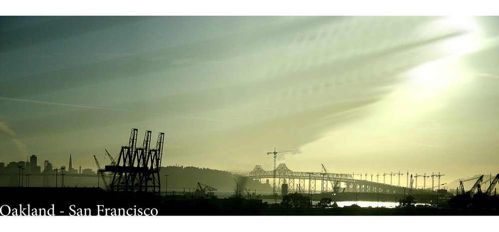 Oakland - San Francisco
