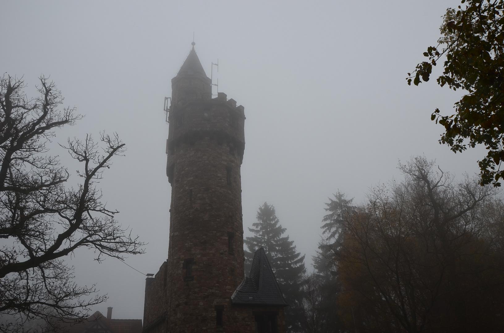 Ob hier Rapunzel gelebt hat?