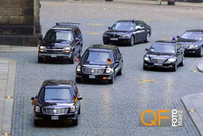 Obama in Dresden