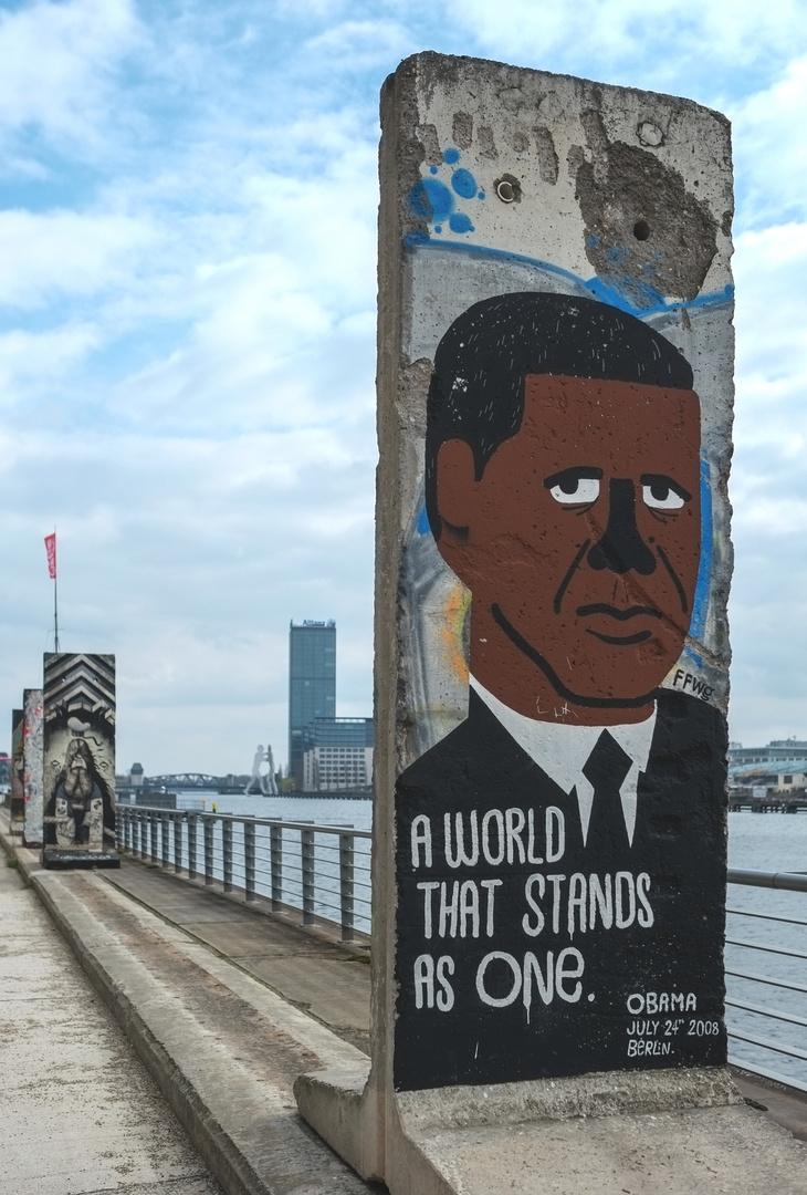 Obama - Wall