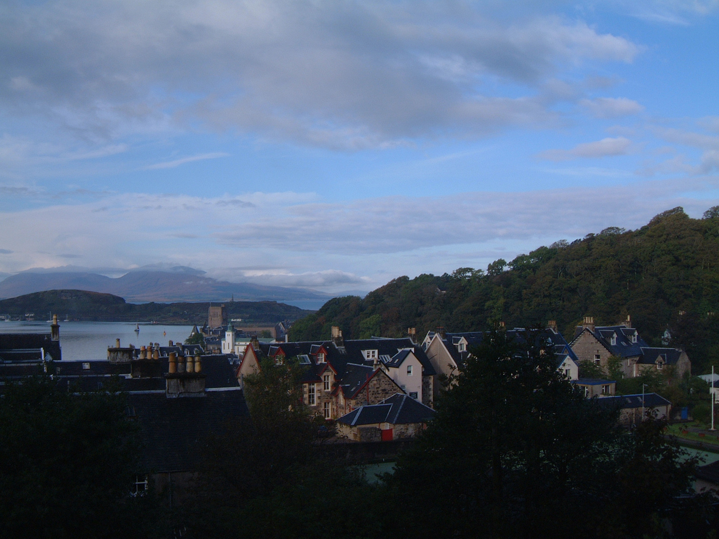 Oban in the Morning