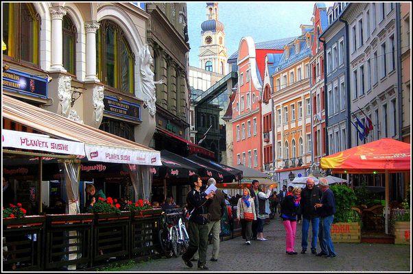 Obbiettivo su Riga......