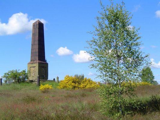 Obelisk in der Döberitzer Heide 2