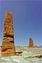 Obélisques du Haut-lieu du sacrifice
