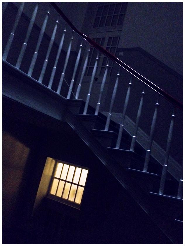 ... oben ist das licht ...