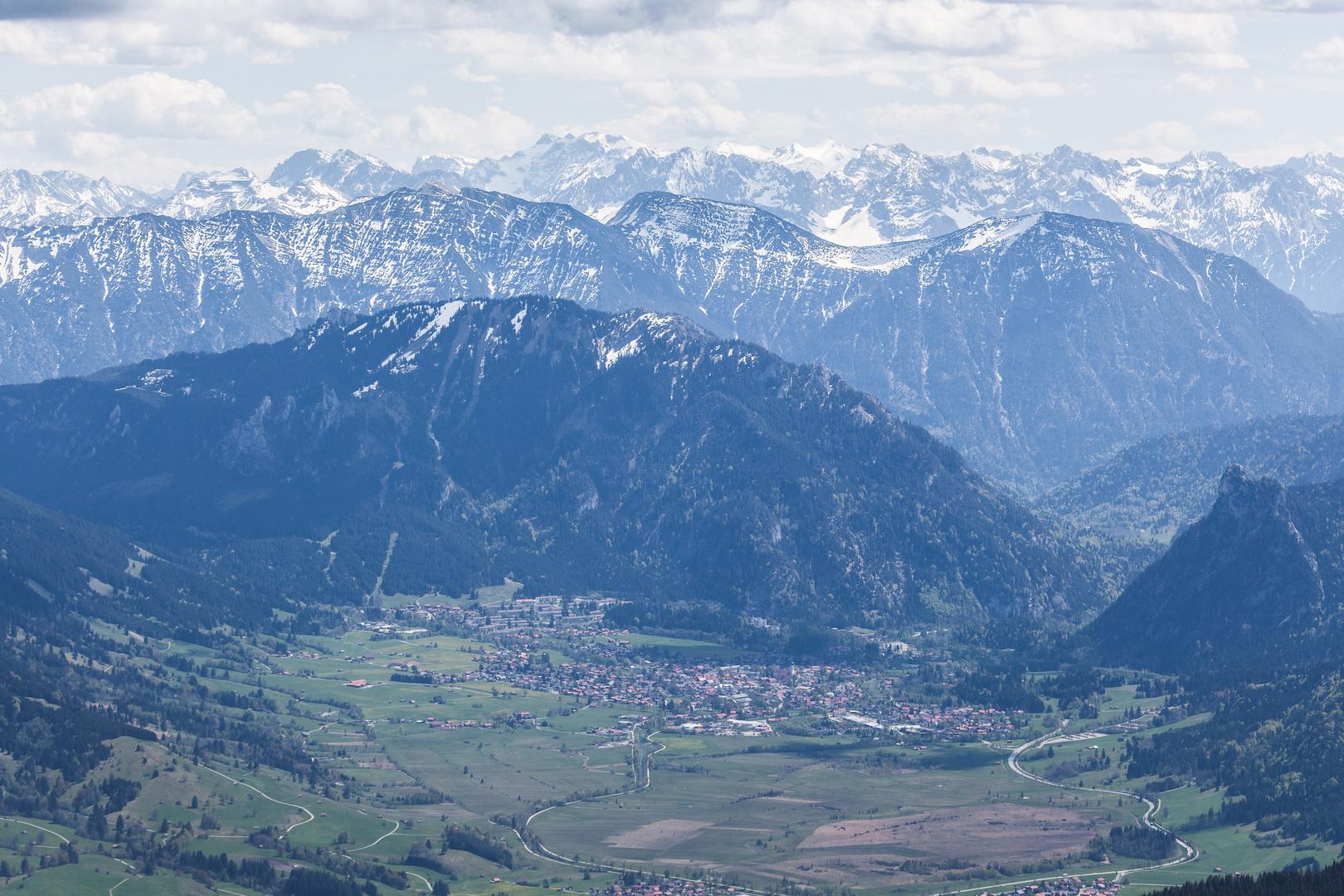Oberammergau...