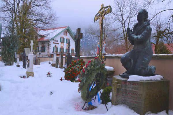Oberammergauer Friedhof