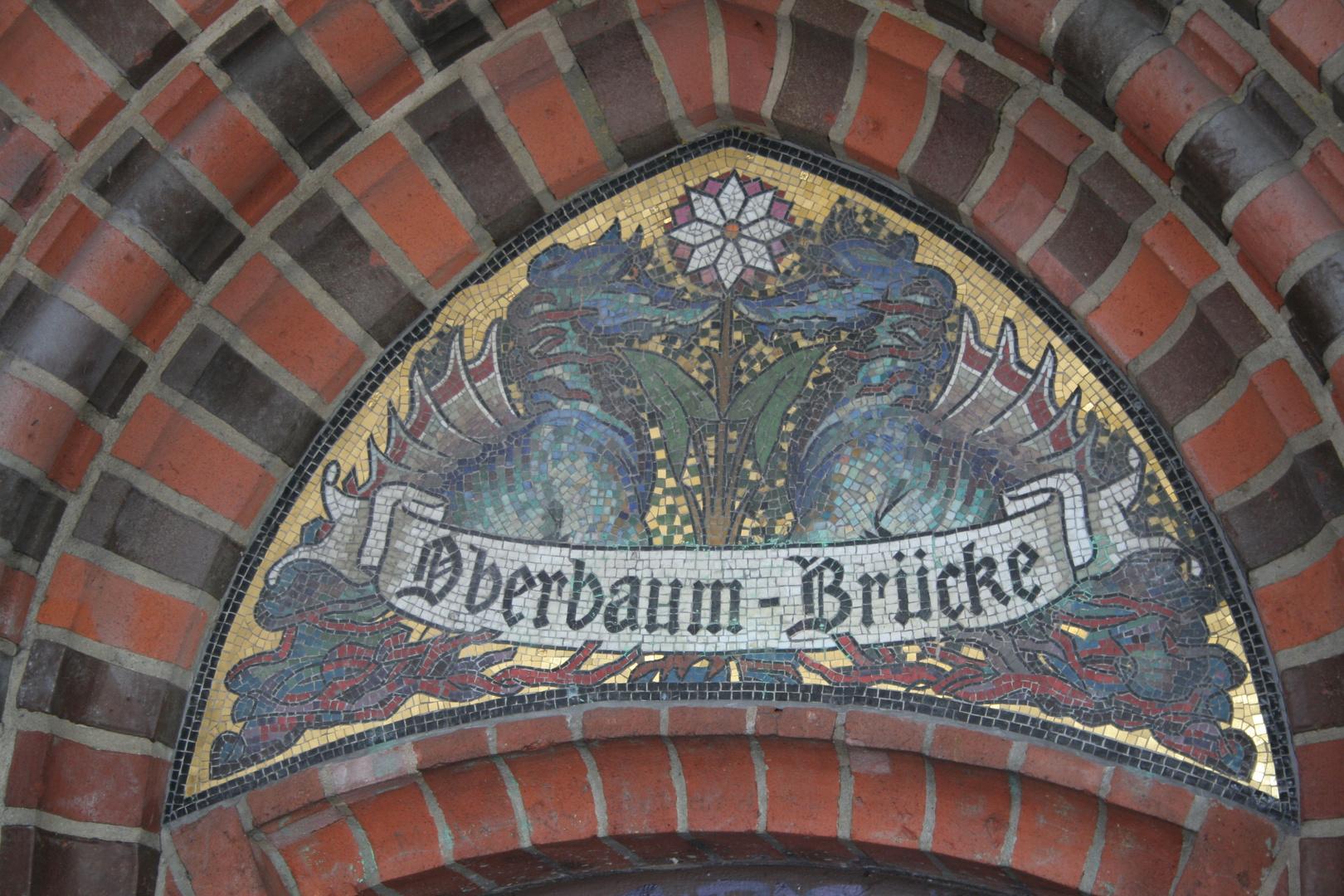 Oberbaum-Brücke Berlin