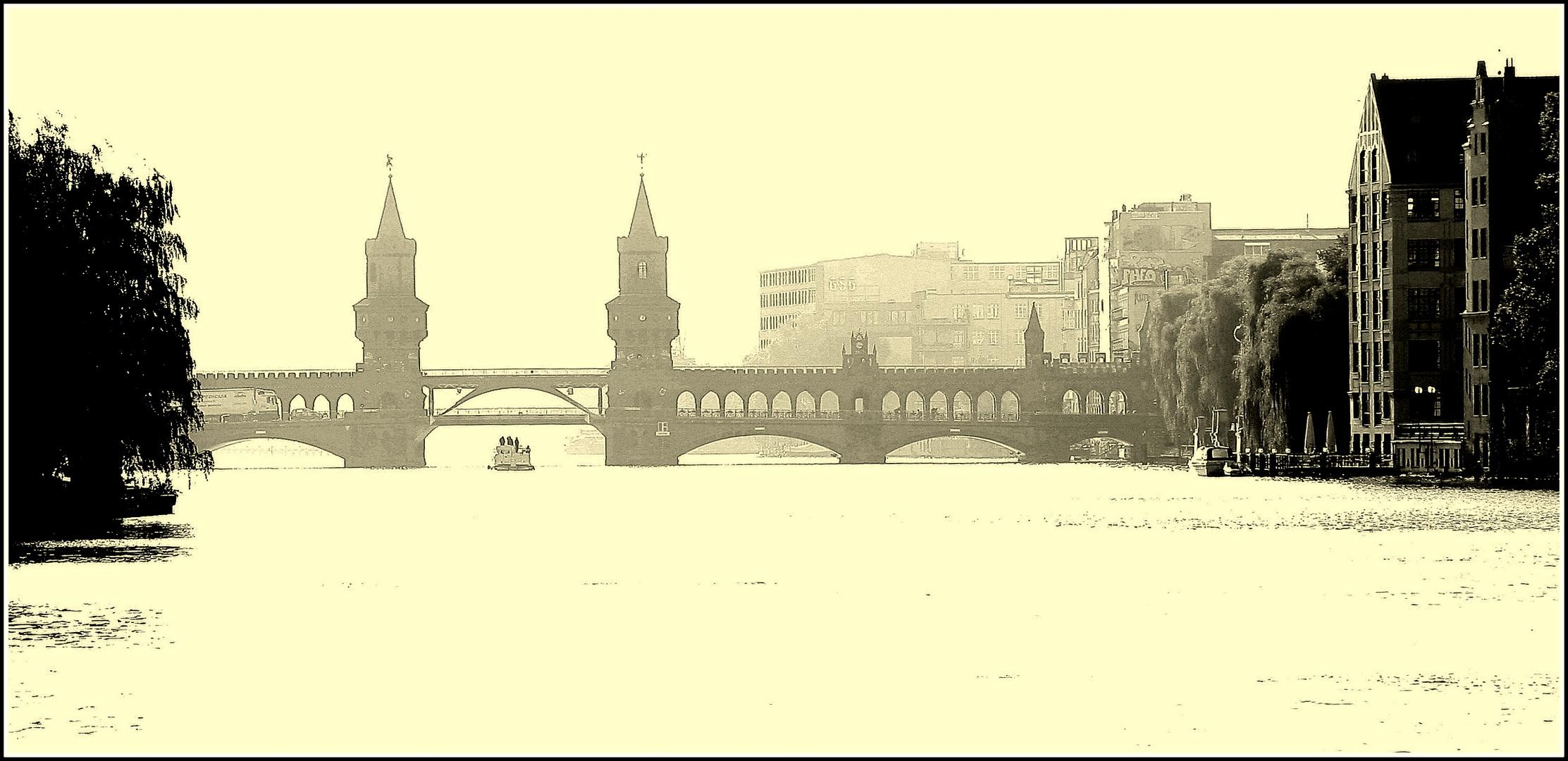 oberbaumbrücke...