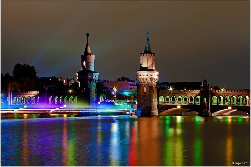 Oberbaumbrücke - FOL 2012