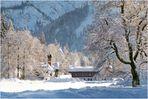 Oberbayrisches Winterwunderland