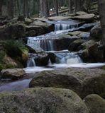 Obere Bodewasserfälle