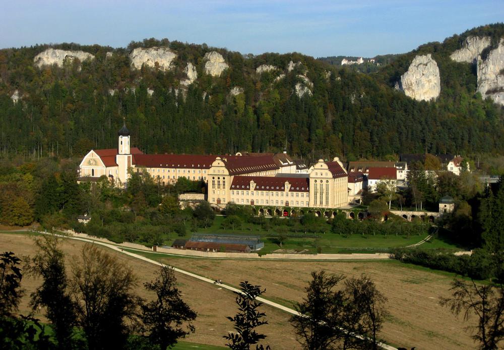Oberes Donautal...Erzabtei Beuron