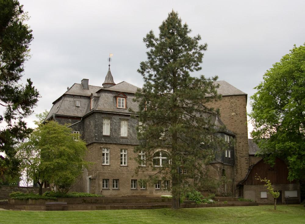Oberes Schloss in Siegen