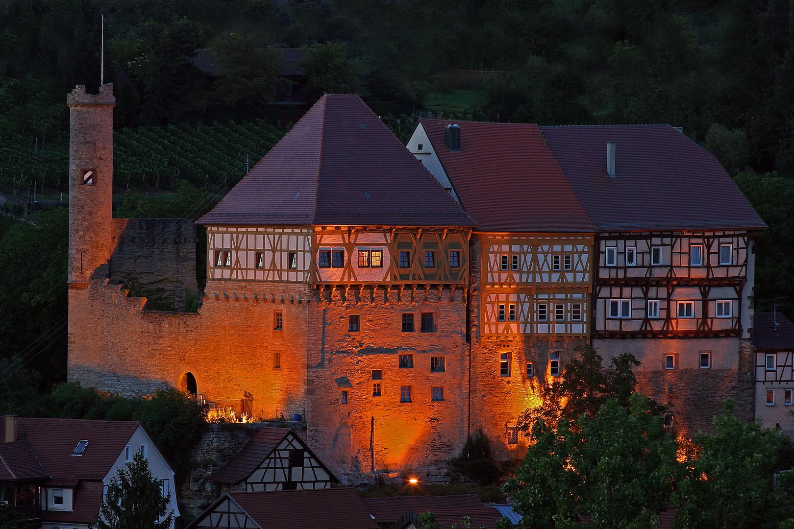 Oberes Schloss in Talheim