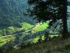 oberhalb Airolo, zur St. Gotthard-Passhöhe