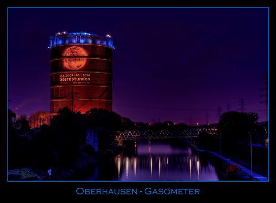 Oberhausen Gasometer