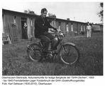 Oberhausen-Sterkrade, GHH-Lager Forsterbruch, 1955