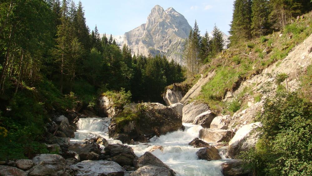 Oberland Bernois Suisse