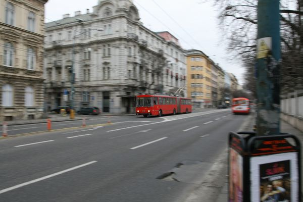 Oberleitungsbus in Bratislava