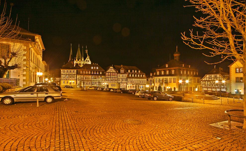 Obermarkt Gelnhausen