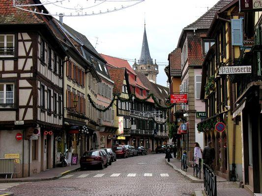 Obernai (Oberehnheim), Elsass