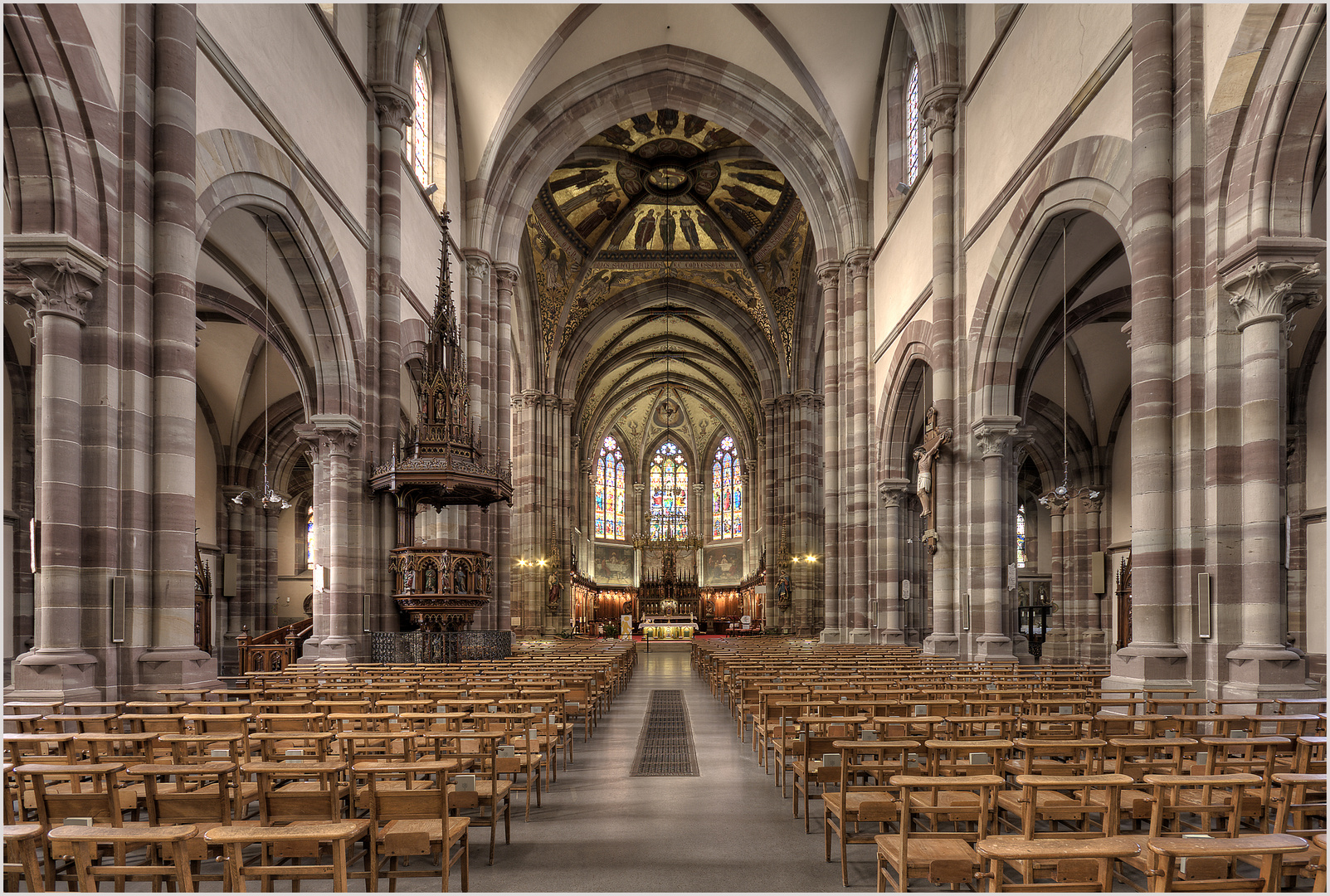 Obernai-St. Peter und Paul.