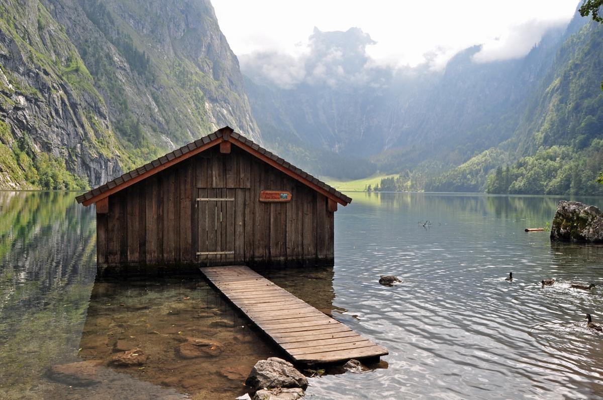 Obersee in Berchtesgaden II