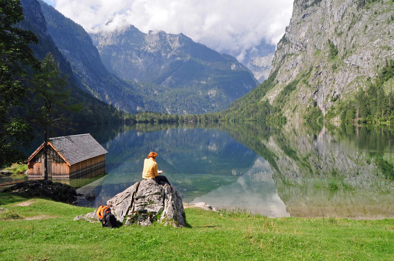 Obersee in Berchtesgaden V