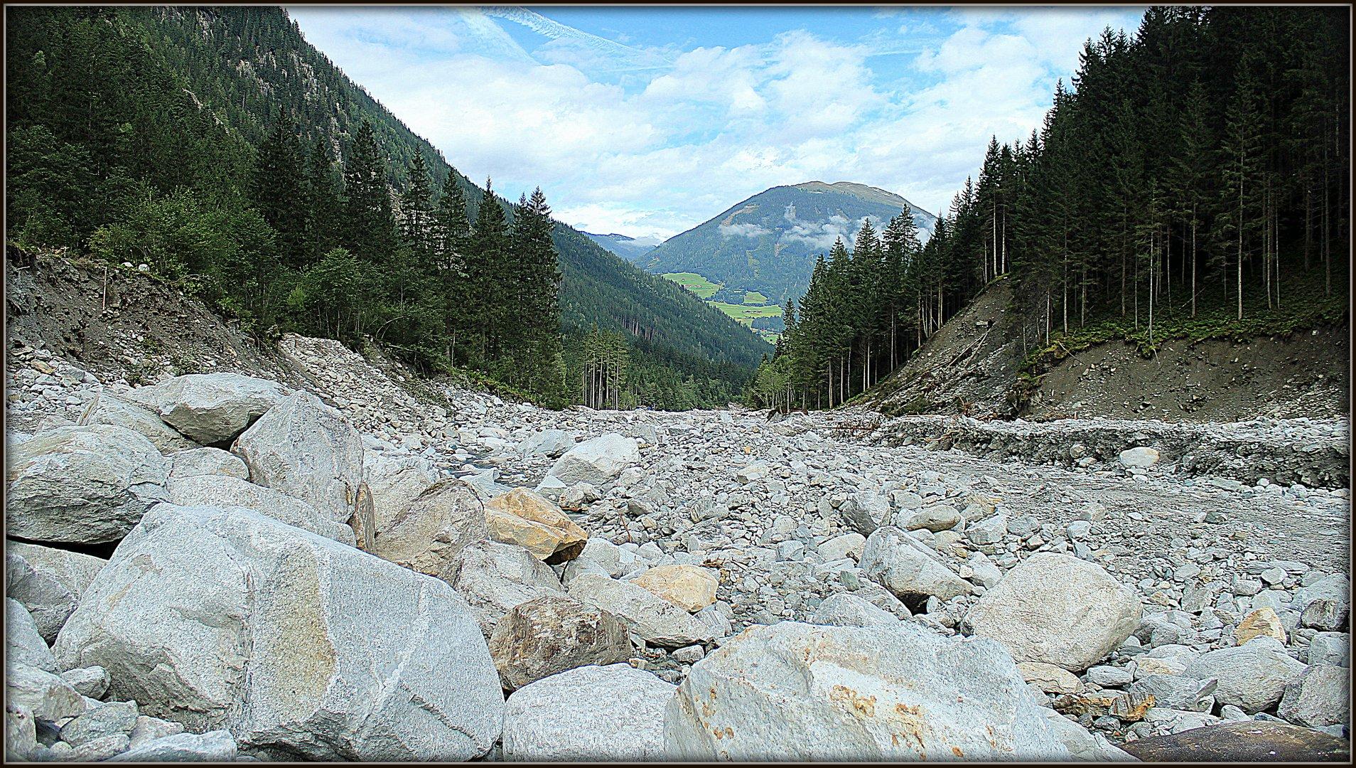 Obersulzbachtal Muren 2014 10