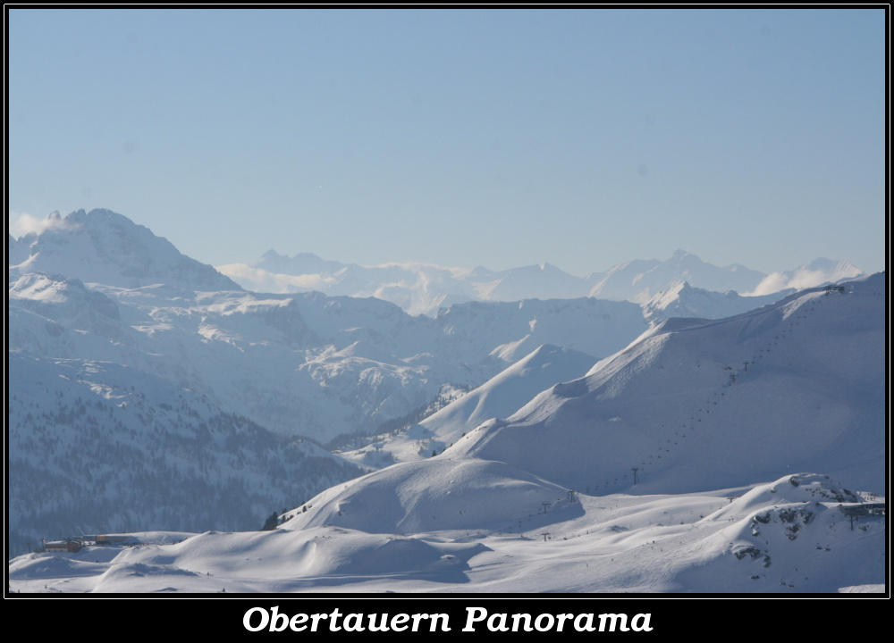 Obertauern Panorama