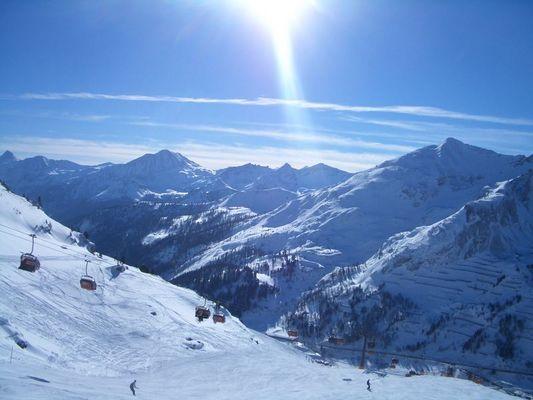 Obertauern - Salzburger Land (Febr. 2006)