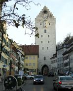 Obertorturm in Ravensburg