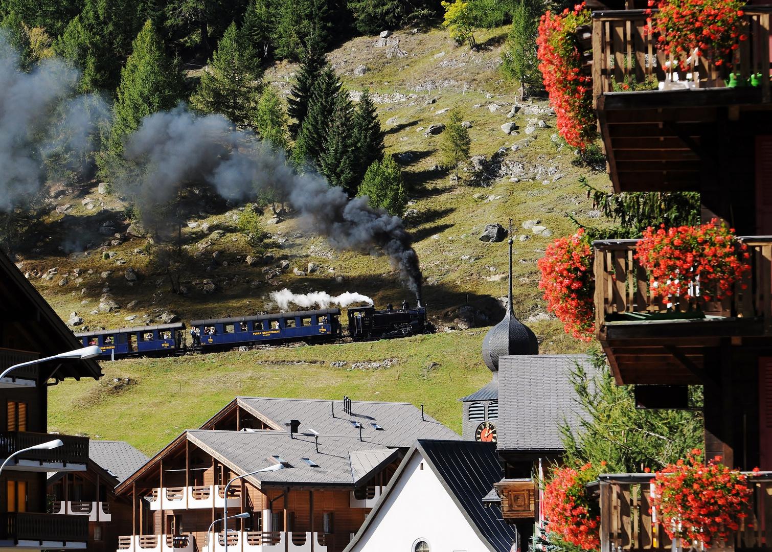 Oberwald  in October 2012