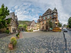 Oberwesel Marktplatz (2)