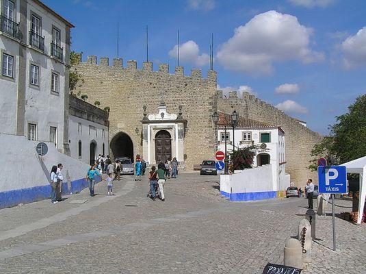 Obidos (2) - Portugal