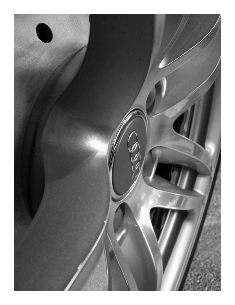Objektstudie Audi R8 III