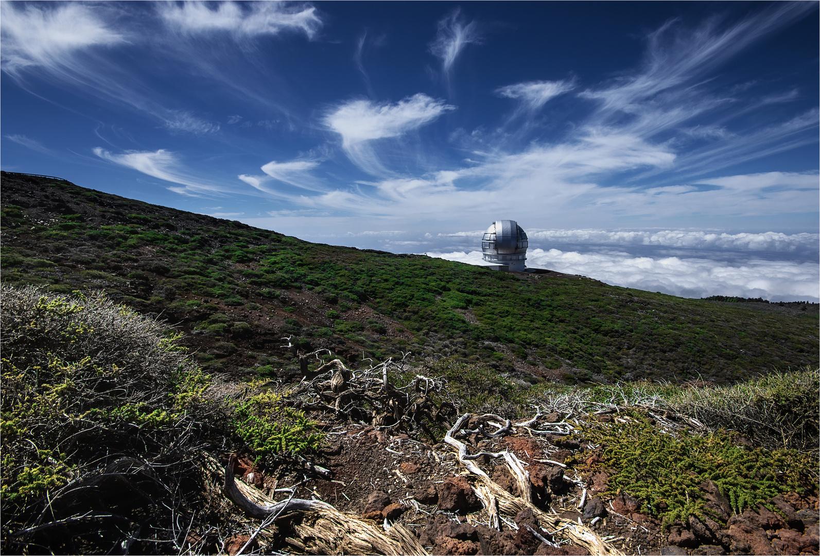 Observatorio Astrofisico II