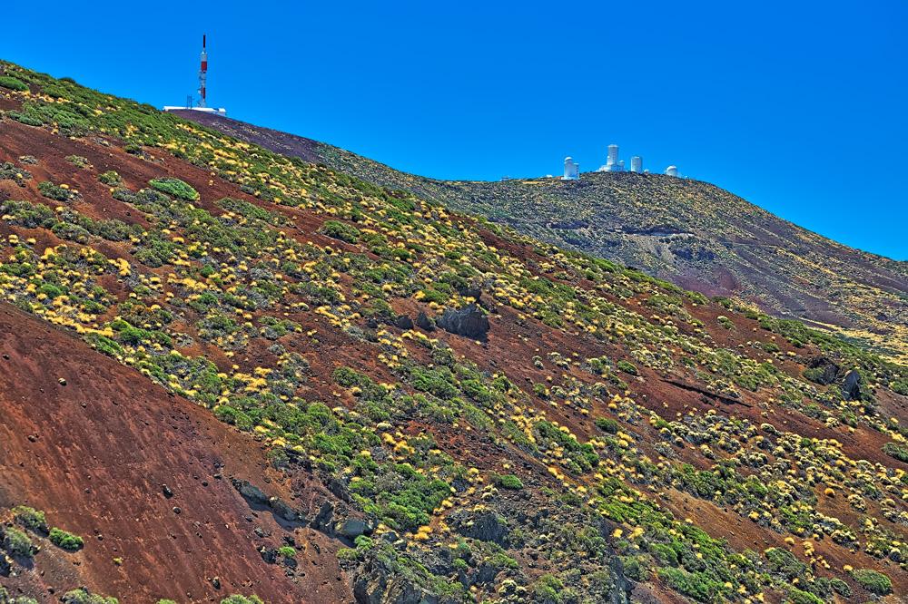 ... Observatorio de Izaña ...
