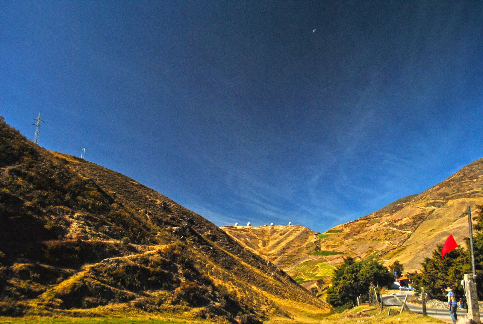 Observatorio Nacional CIDA - Estado Merida - Venezuela By DjDang3r