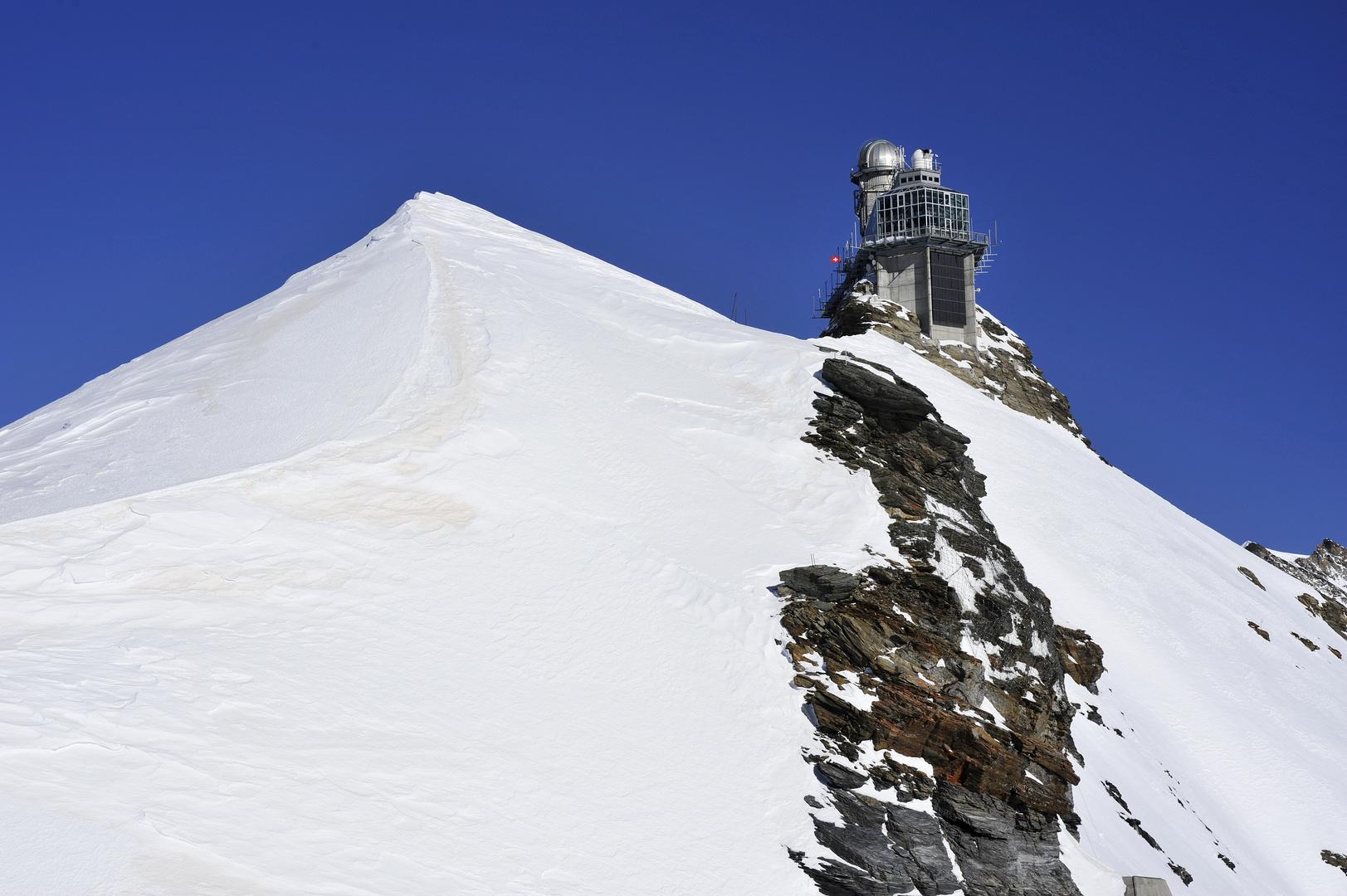 Observatorium in luftiger Höhe