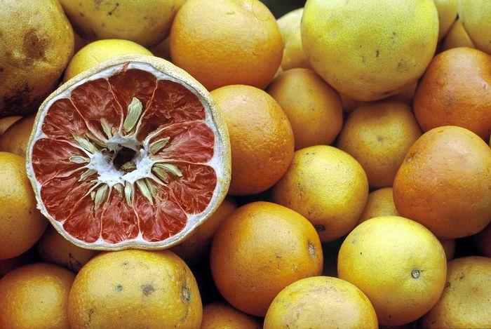 Obst in Peru