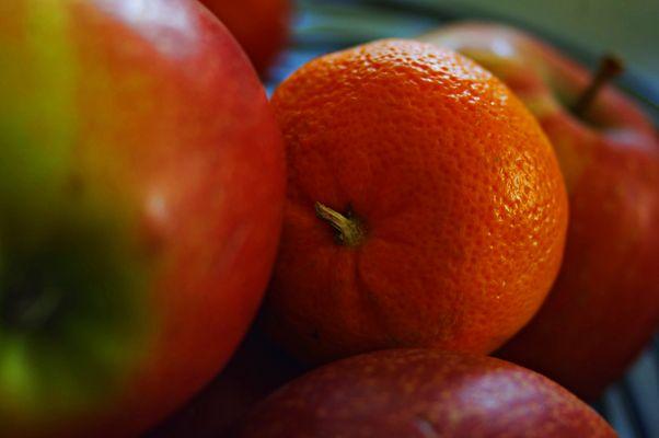 Obst ist gesund.....